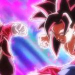 Super Full Power Saiyan 4 goku vegeta