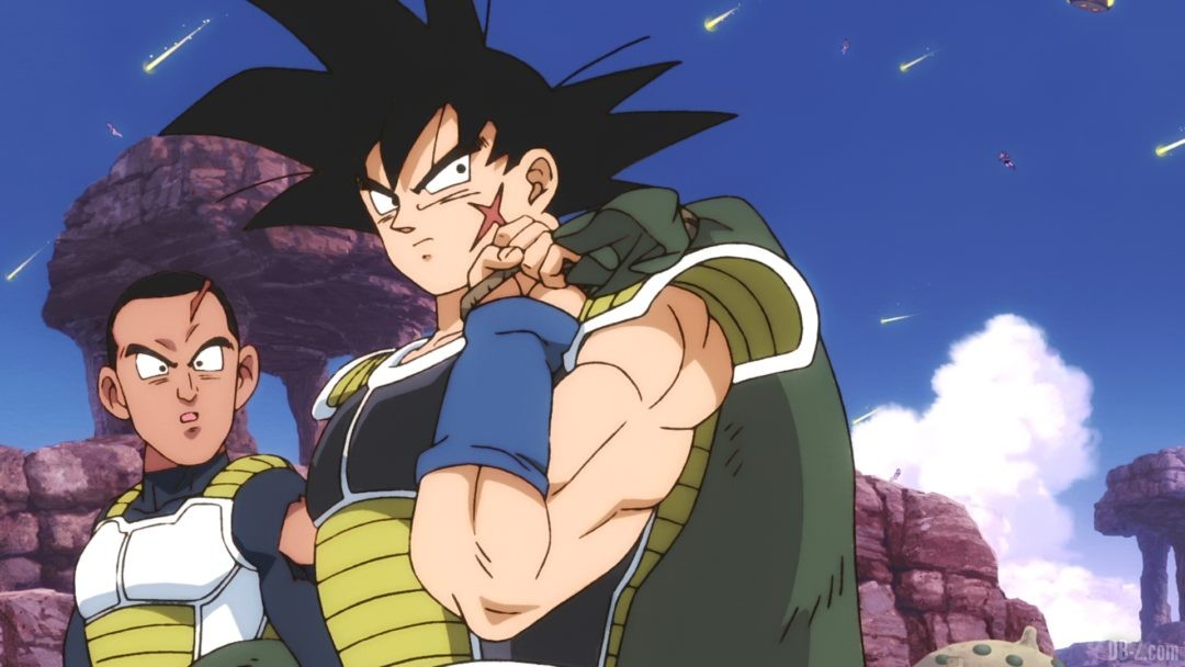 Bardock dans Dragon Ball Super BROLY
