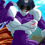 DRAGON BALL FighterZ Cooler police nationale