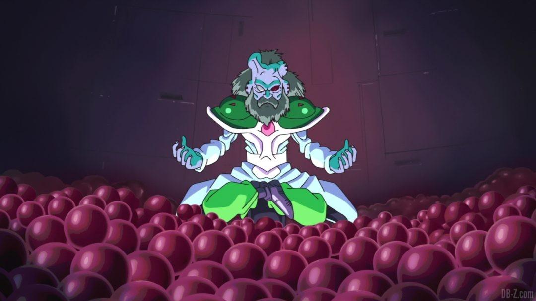 Dragon Ball Plan Eradication Super Saiyan Dr Raichi