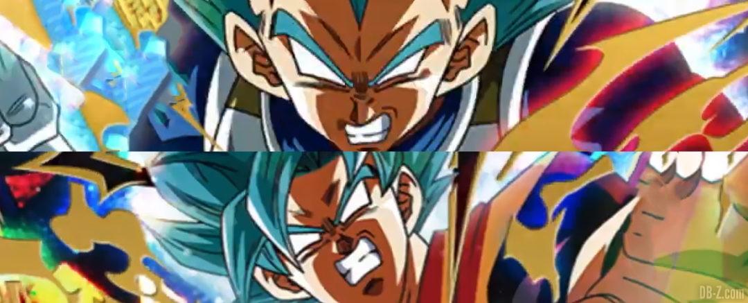 Goku Vegeta SSGSS dechaine