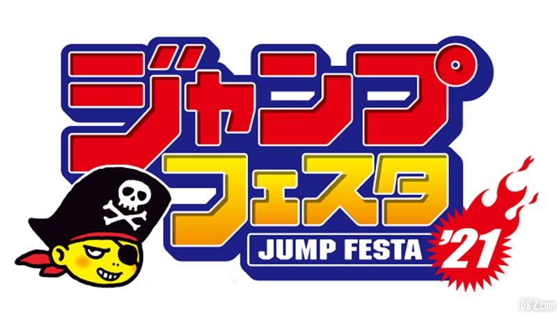 Logo Jump Festa 2021