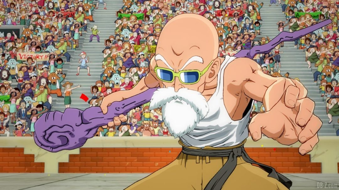 Roshi Dragon Ball FighterZ Image 1