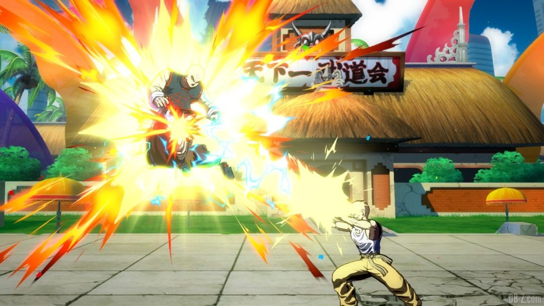 Roshi Dragon Ball FighterZ Image 10