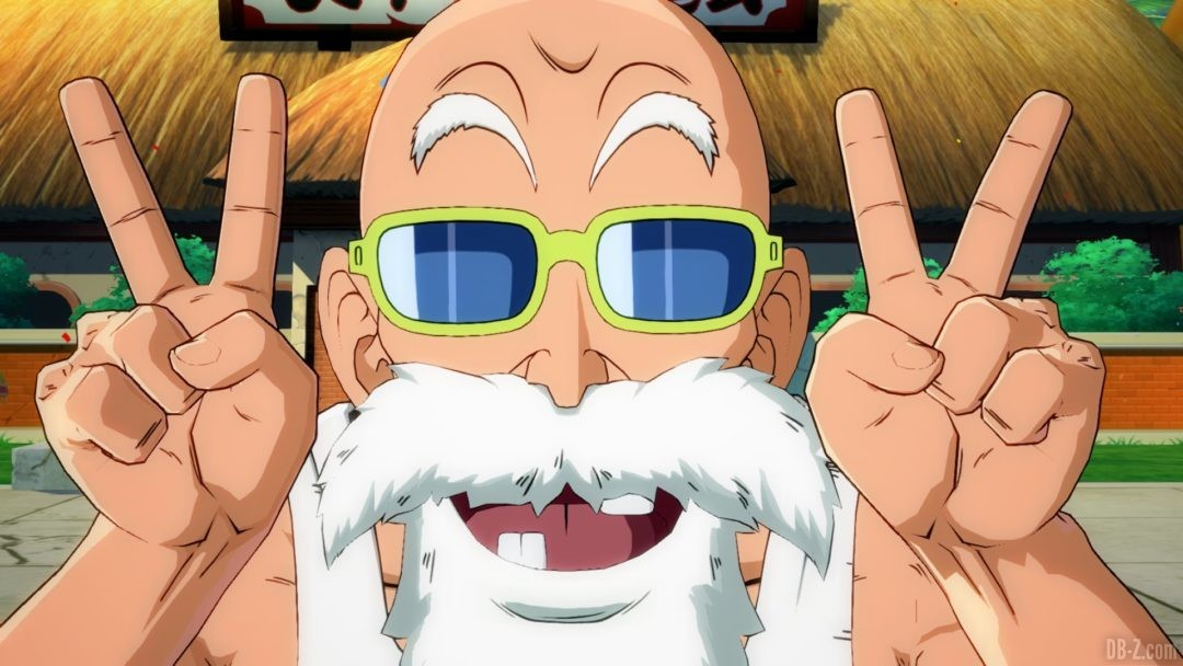Roshi Dragon Ball FighterZ Image 2