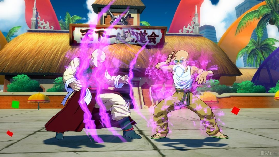 Roshi Dragon Ball FighterZ Image 4
