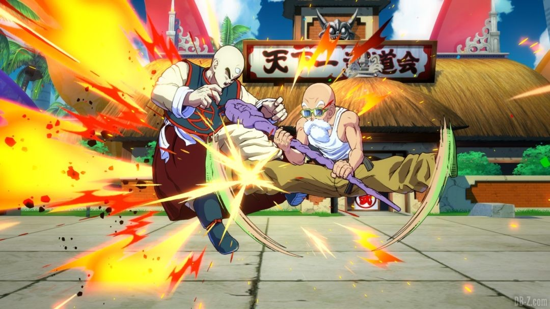 Roshi Dragon Ball FighterZ Image 5