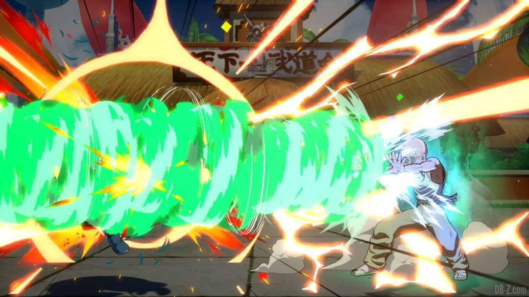 Roshi Dragon Ball FighterZ Image 6