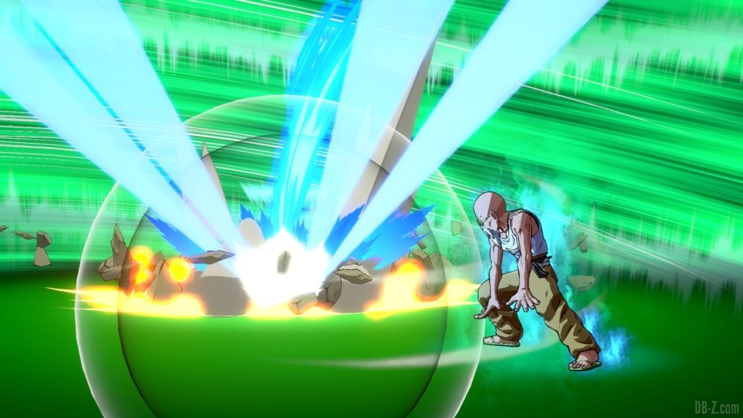 Roshi Dragon Ball FighterZ Image 8