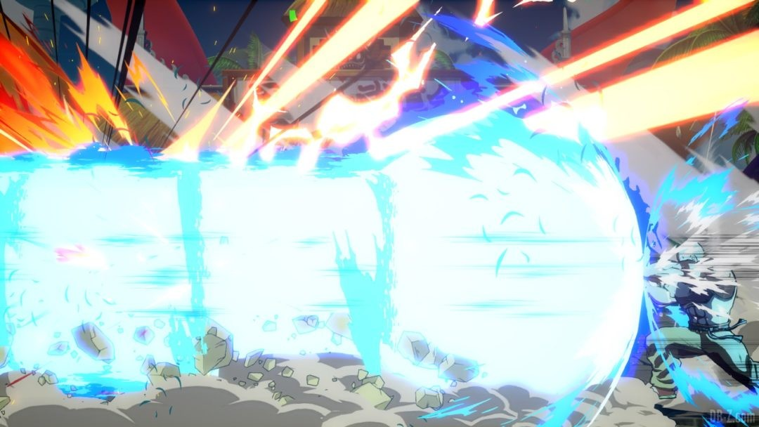 Roshi Dragon Ball FighterZ Image 9