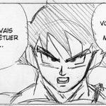 brouillon chapitre 64 Dragon ball super