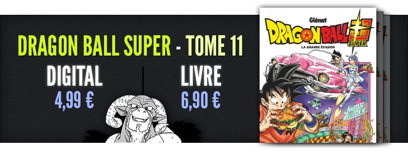 promo tome 11 dragon ball super mobile hck