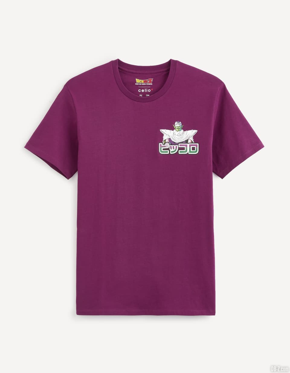 Celio Dragon Ball Z T Shirt 3