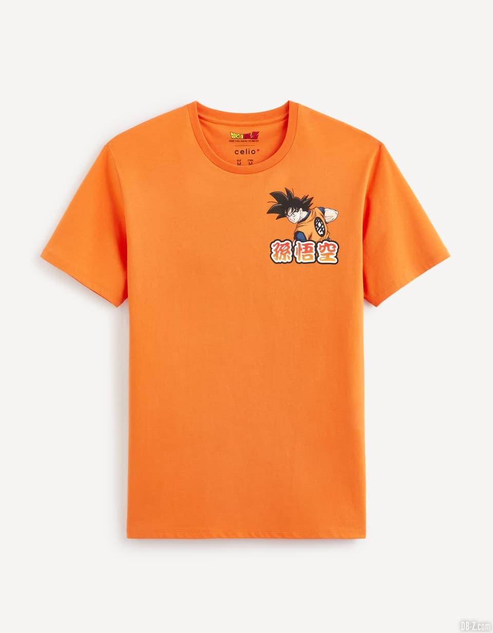 Celio Dragon Ball Z T Shirt 9