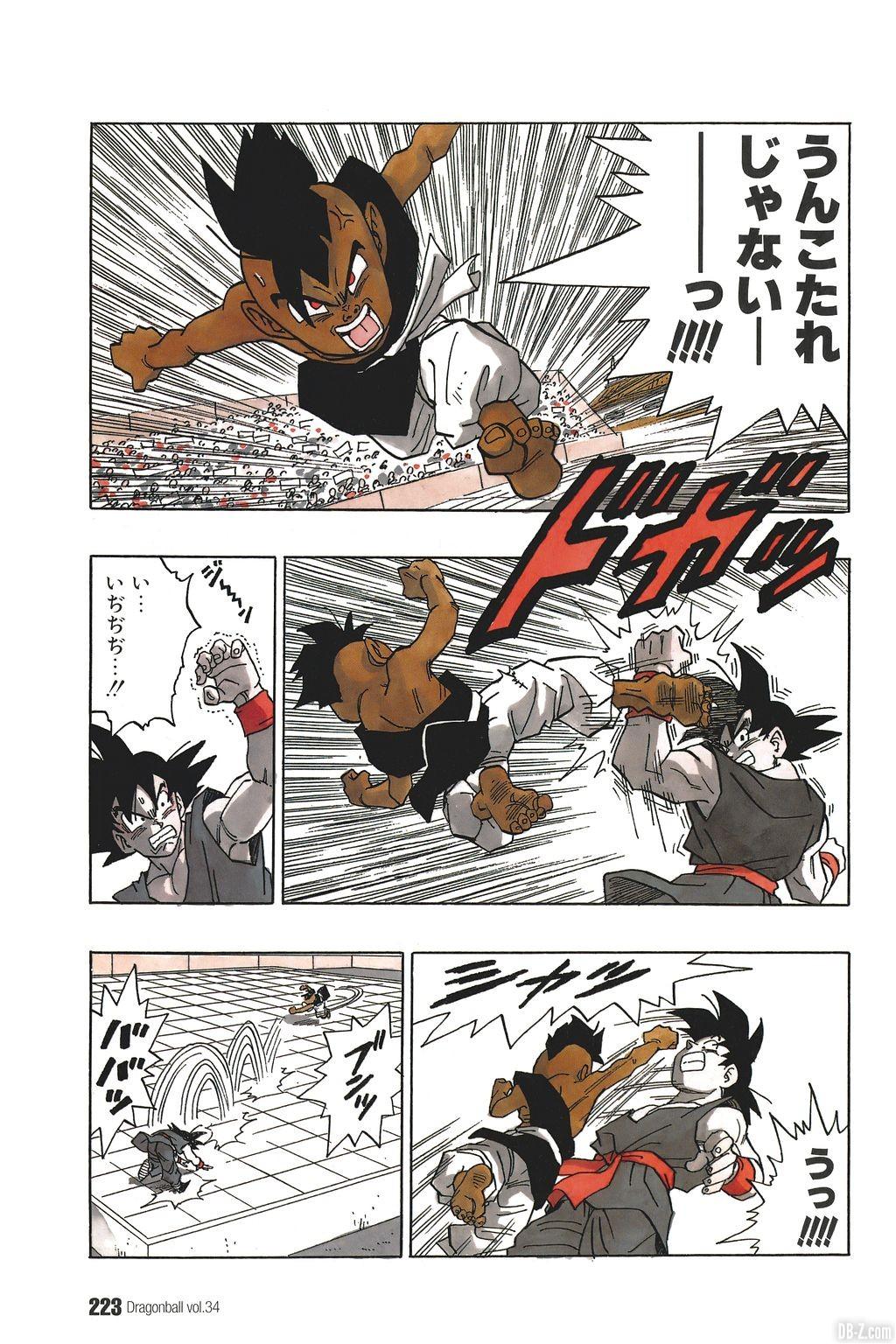Dernier Chapitre Dragon Ball Page 11
