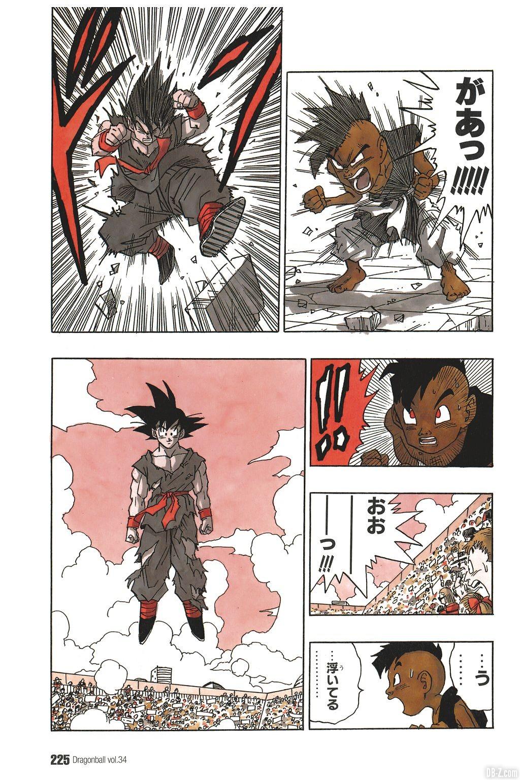 Dernier Chapitre Dragon Ball Page 13