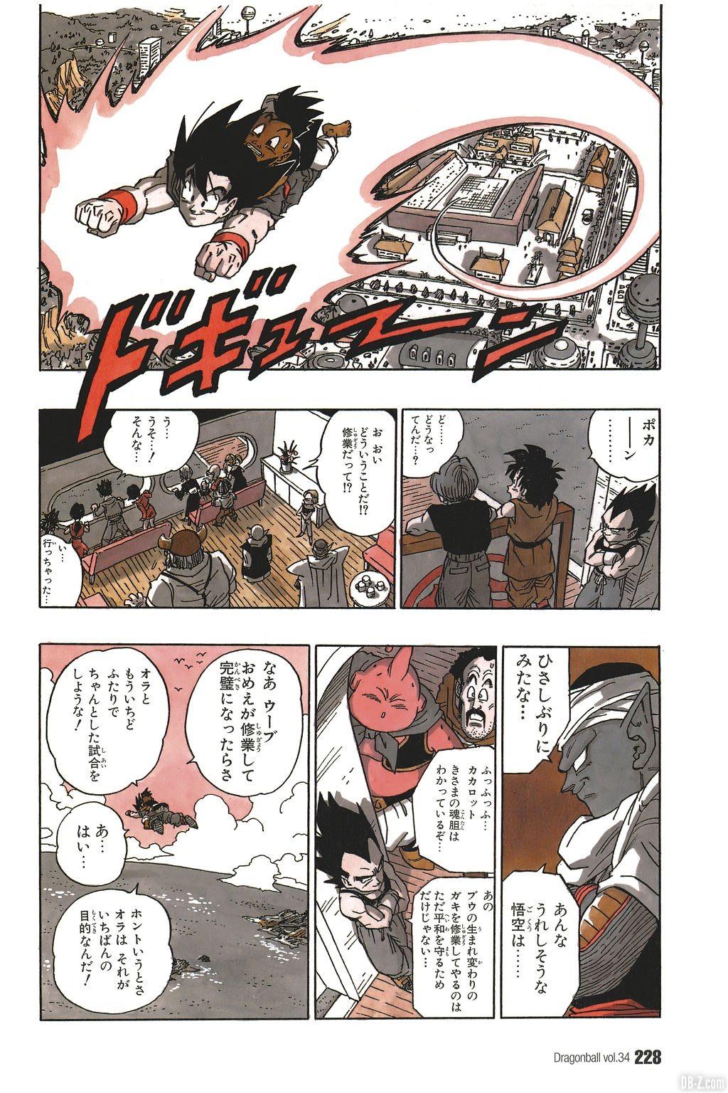 Dernier Chapitre Dragon Ball Page 16