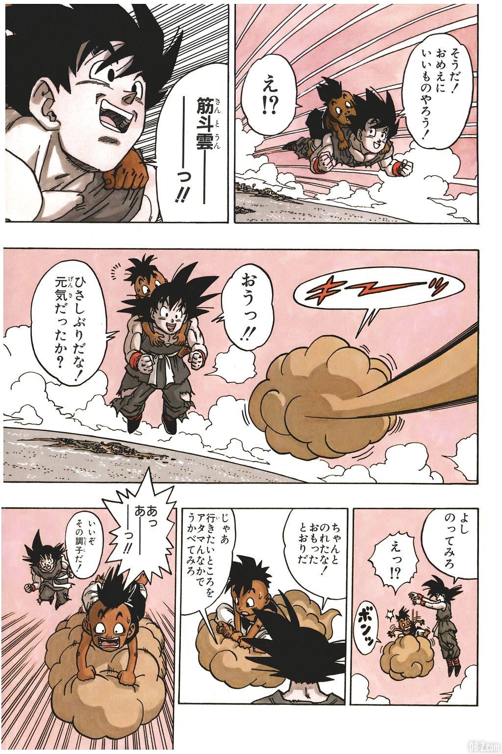 Dernier Chapitre Dragon Ball Page 17