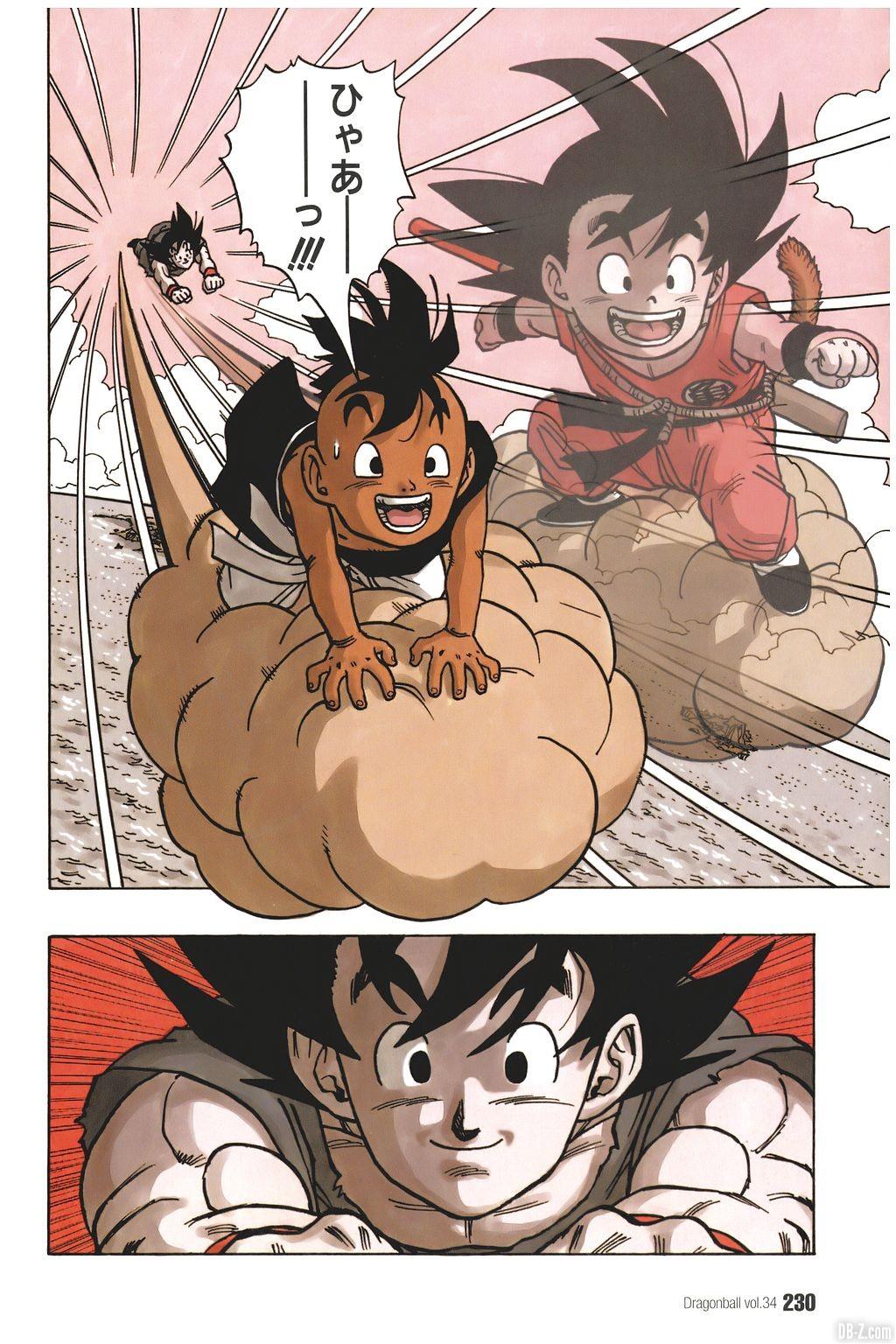 Dernier Chapitre Dragon Ball Page 18