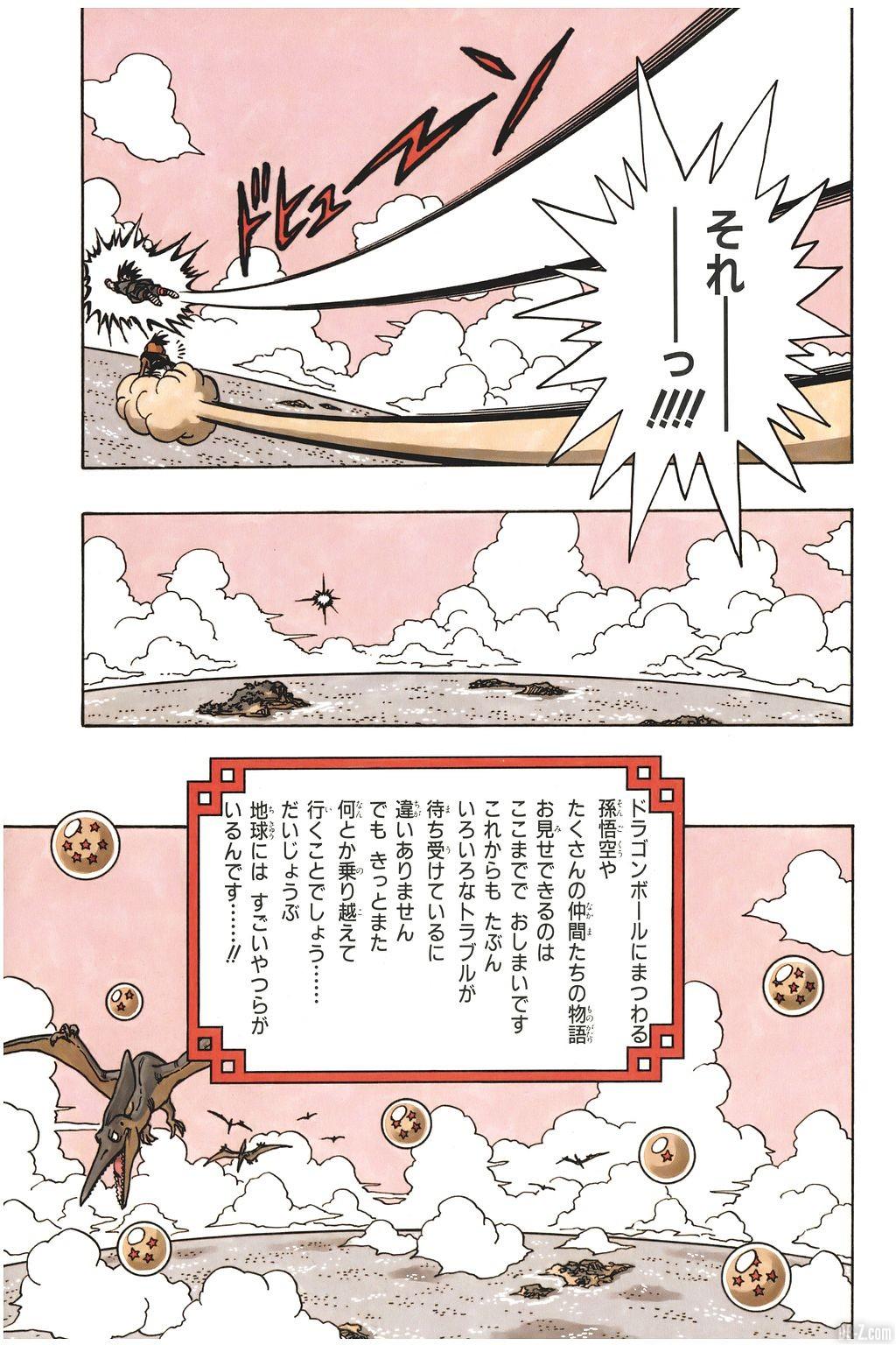 Dernier Chapitre Dragon Ball Page 19