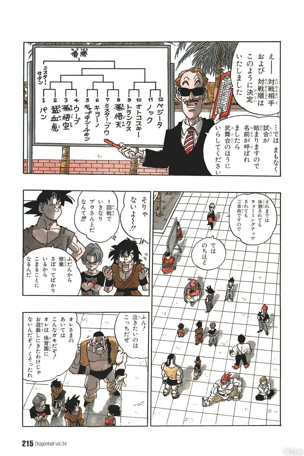 Dernier Chapitre Dragon Ball Page 3