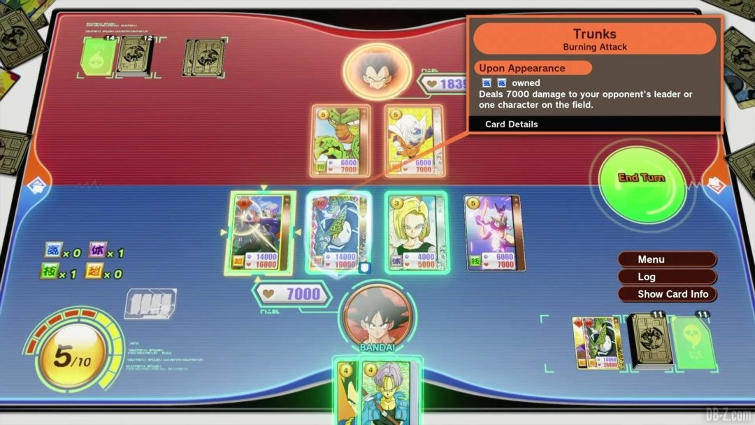 Dragon Ball Card Warriors DBZ Kakarot Image 04