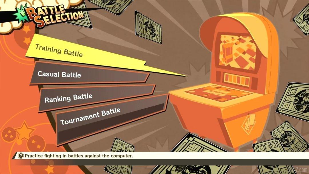 Dragon Ball Card Warriors Mode Online