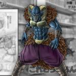 Dragon Ball Super Suite Arc Moro
