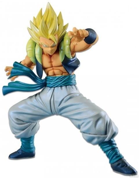 Figurine Masterlise Gogeta Super Saiyan Ichiban Kuji Image 1