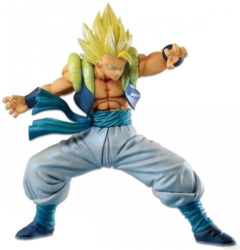 Figurine Masterlise Gogeta Super Saiyan Ichiban Kuji Image 2