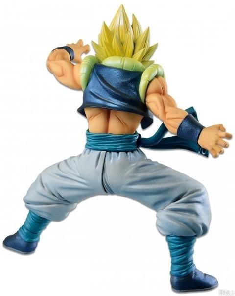 Figurine Masterlise Gogeta Super Saiyan Ichiban Kuji Image 4