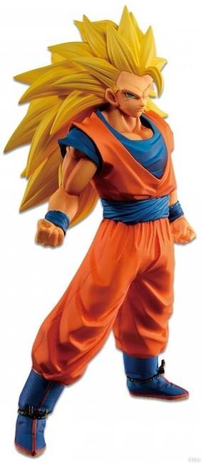 Figurine Masterlise Goku Super Saiyan 3 Ichiban Kuji Image 1