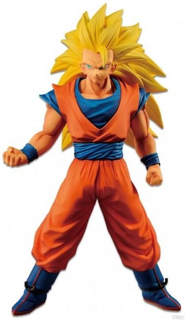Figurine Masterlise Goku Super Saiyan 3 Ichiban Kuji Image 2