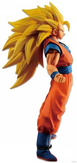 Figurine Masterlise Goku Super Saiyan 3 Ichiban Kuji Image 3