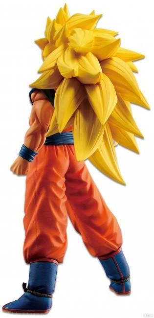 Figurine Masterlise Goku Super Saiyan 3 Ichiban Kuji Image 4