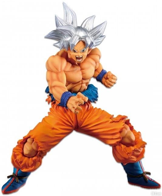 Figurine Masterlise Goku Ultra Instinct Ichiban Kuji image 1