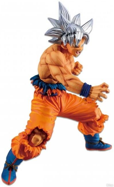 Figurine Masterlise Goku Ultra Instinct Ichiban Kuji image 2