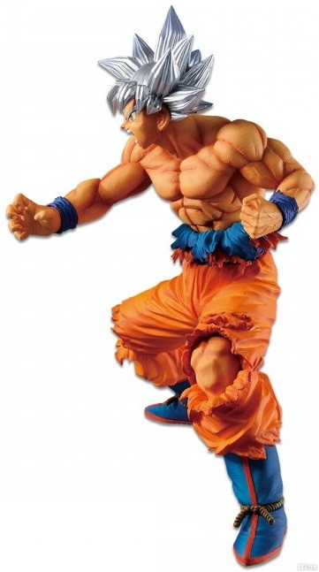 Figurine Masterlise Goku Ultra Instinct Ichiban Kuji image 3