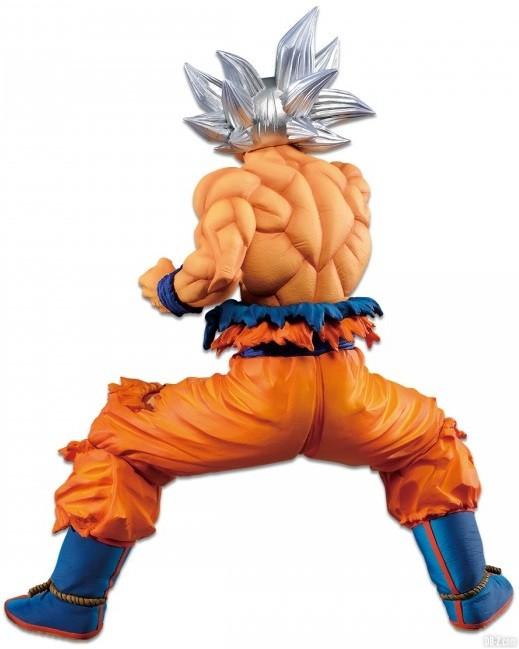 Figurine Masterlise Goku Ultra Instinct Ichiban Kuji image 4