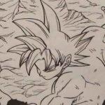 Goku Ultra Instinct Chapitre 65 DBS