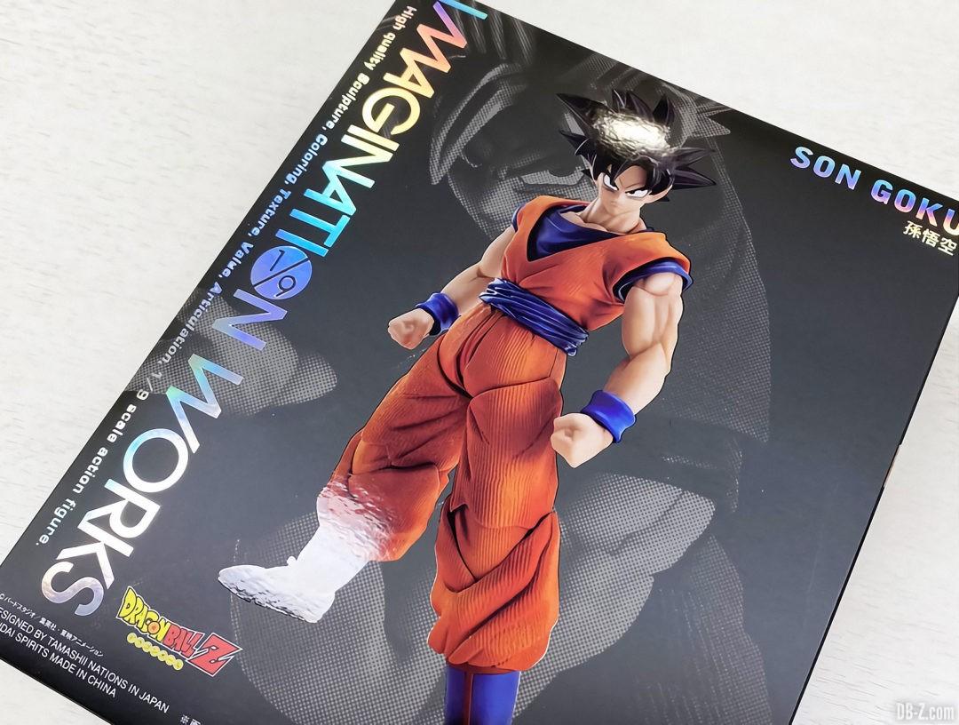 Imagination Works Son Goku