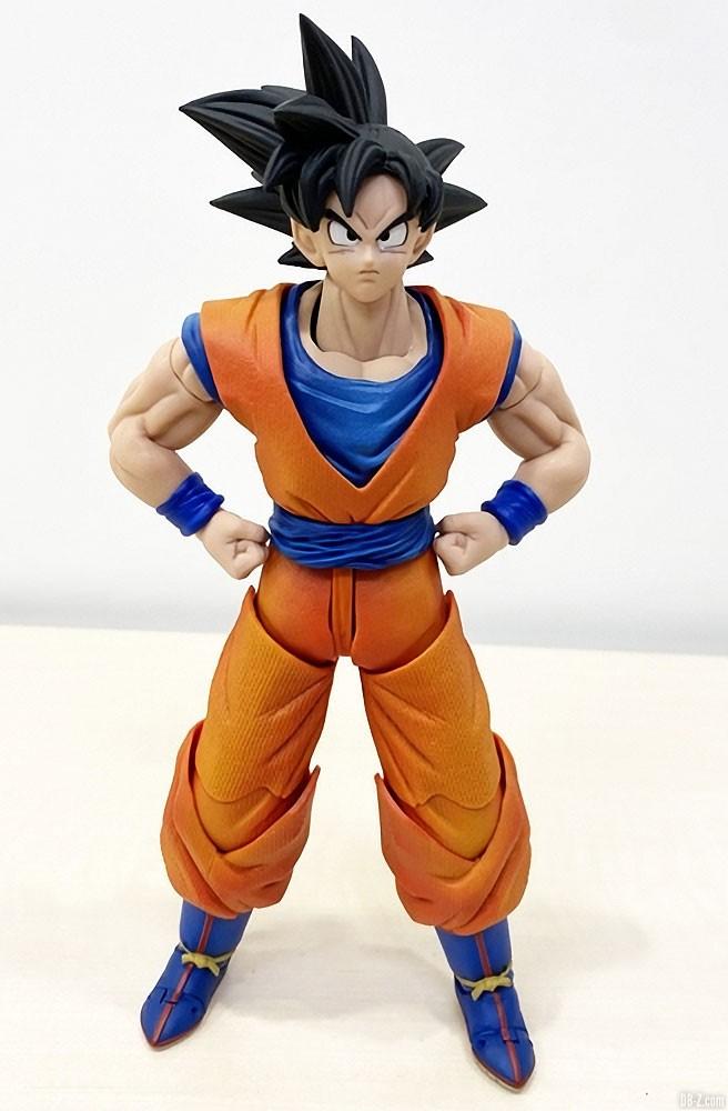 Imagination Works Son Goku La figurine debout