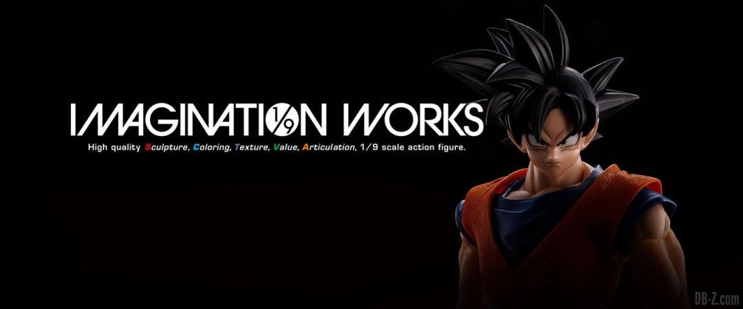 Imagination Works Son Goku Promo