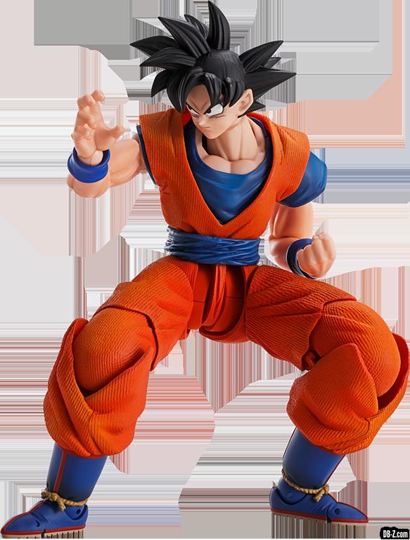 Imagination Works Son Goku Render 2