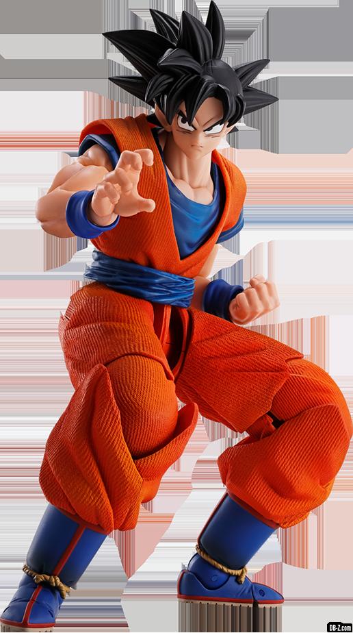 Imagination Works Son Goku Render 3