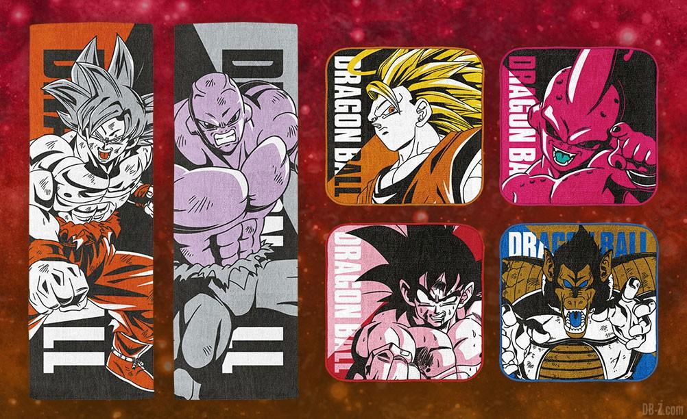 Serviettes Ichiban Kuji Dragon Ball Super VS Omnibus