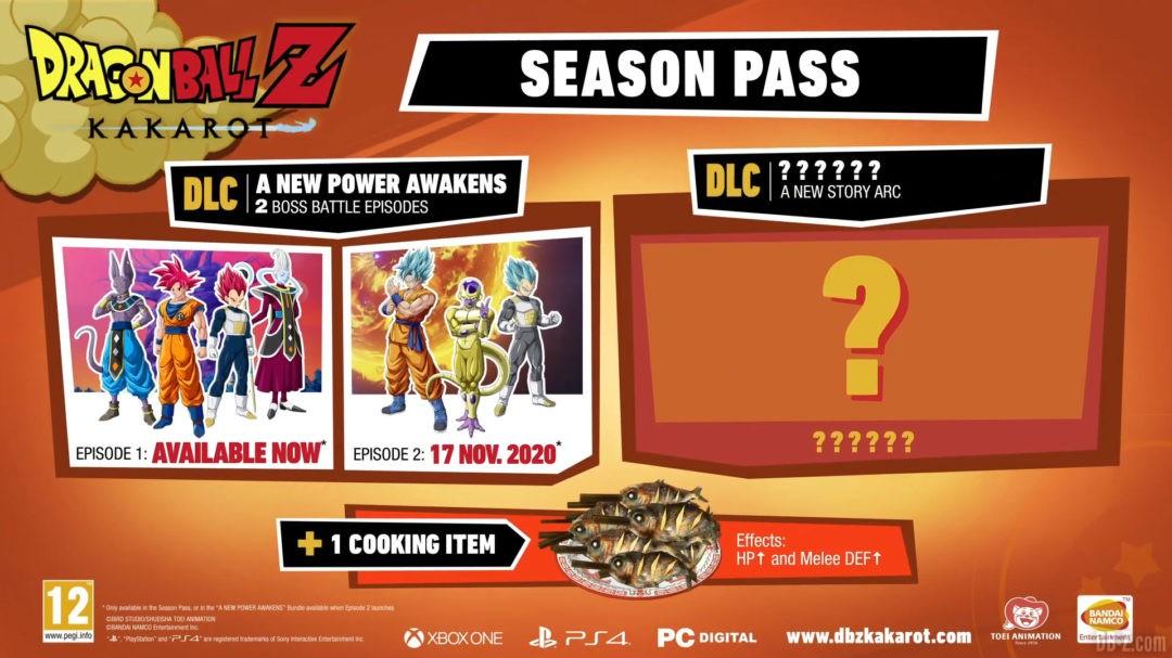 DLC 2 Dragon Ball Z Kakarot 2