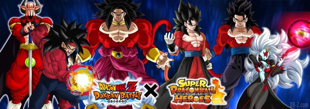 Dokkan Battle SDBH 2020