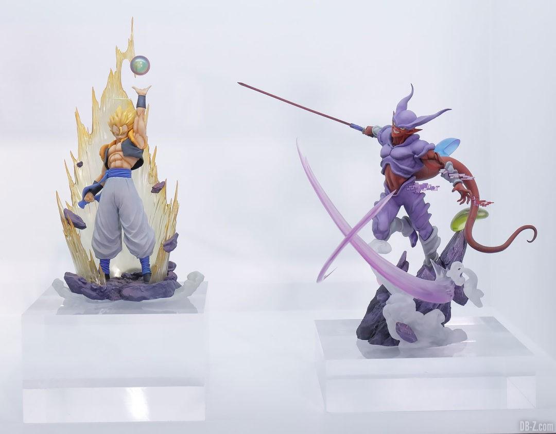 Figurine Figuarts ZERO Extra Battle GOGETA et JANEMBA
