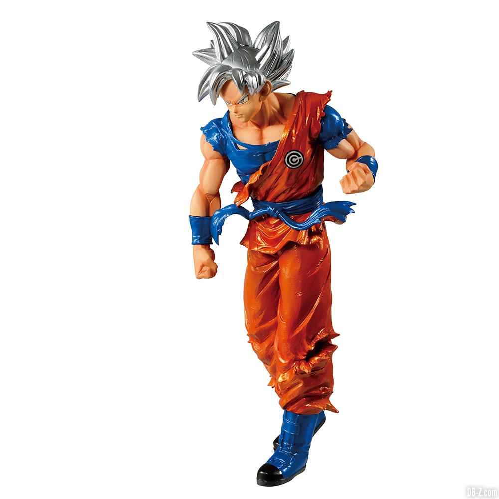Figurine Goku Ultra Instinct Masterlise 04